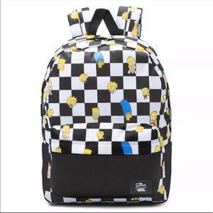 The Simpsons x Vans Old Skool Backpack